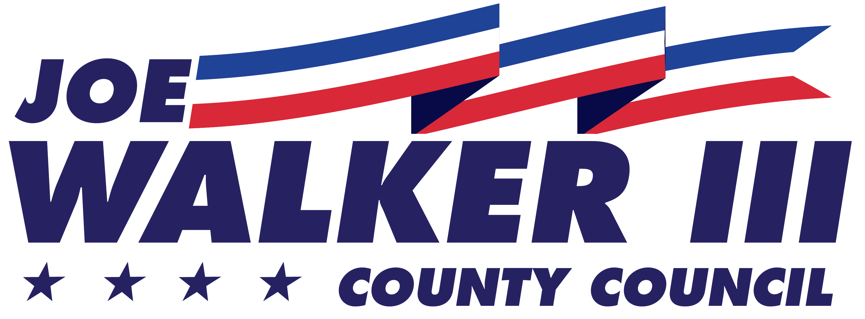 Joe Walker for Council